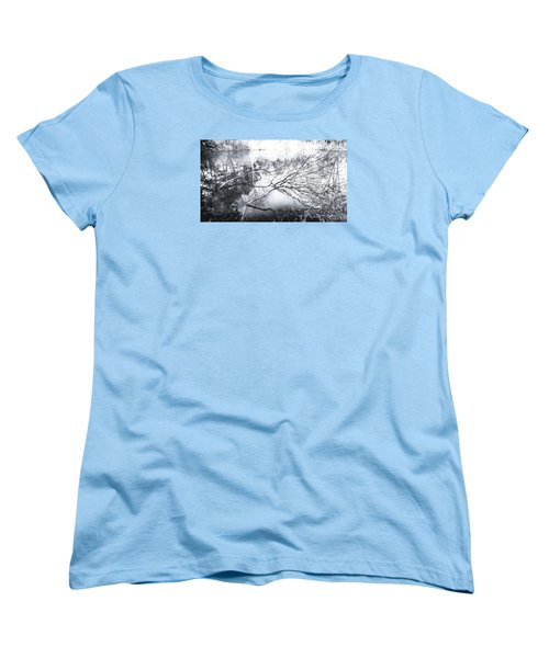 Women's T-Shirt (Standard Cut) featuring the photograph New Day by Hayato Matsumoto