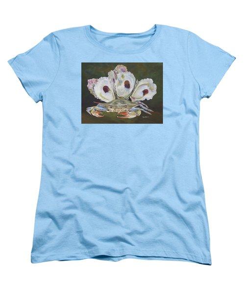 New Orleans Still Life Women's T-Shirt (Standard Cut) by Phyllis Beiser