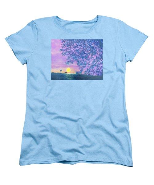 Night Runner Women's T-Shirt (Standard Cut)