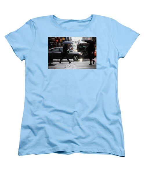 Women's T-Shirt (Standard Cut) featuring the photograph No Trees Sneeze  by Empty Wall