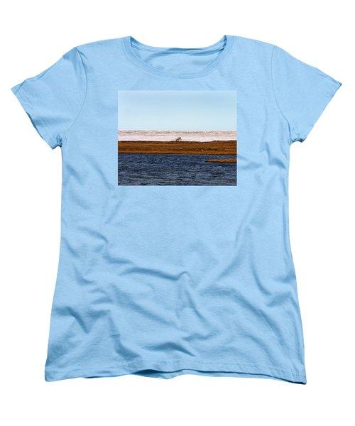 North Slope Women's T-Shirt (Standard Cut)