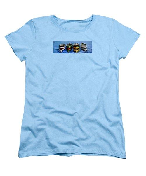 Not Alone Women's T-Shirt (Standard Cut)