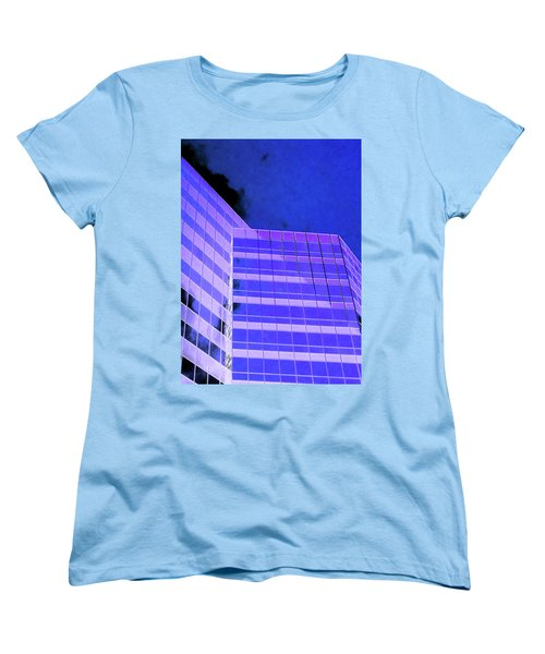 Women's T-Shirt (Standard Cut) featuring the photograph Obscurity In by Jamie Lynn
