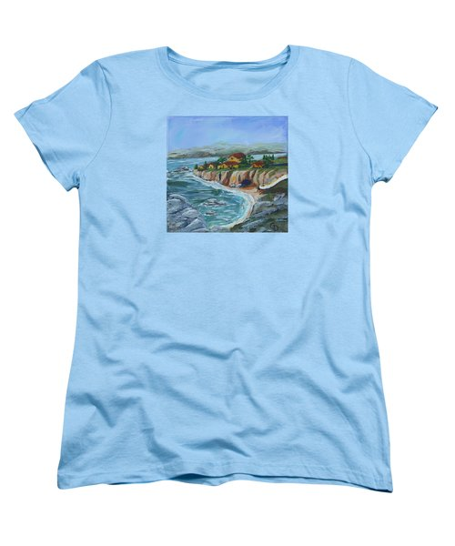 Ocean View Women's T-Shirt (Standard Cut)