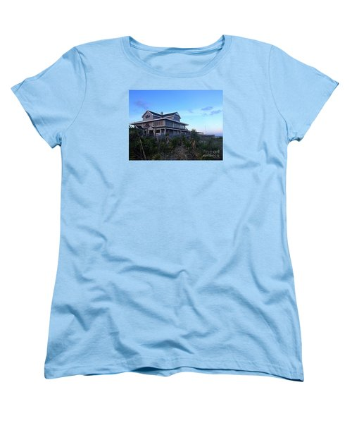 Oceanic - Wrightsville Beach Women's T-Shirt (Standard Cut) by Shelia Kempf