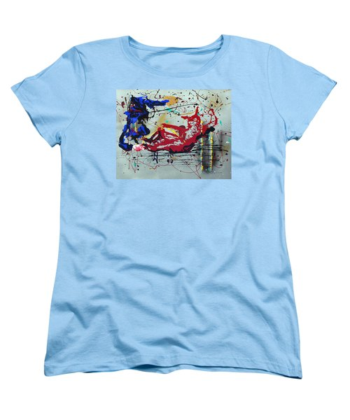 October Fever Women's T-Shirt (Standard Cut) by J R Seymour