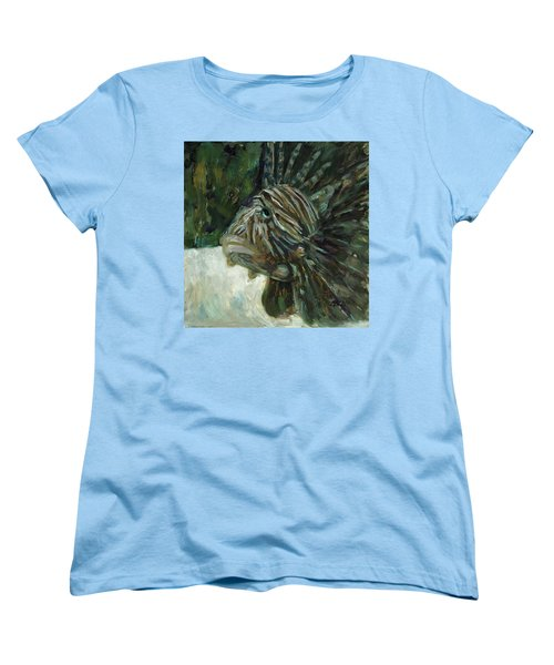 Oh The Troubles I've Seen Women's T-Shirt (Standard Cut) by Billie Colson