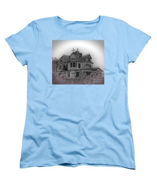 Aristocrat Women's T-Shirt (Standard Cut) by Megan Dirsa-DuBois