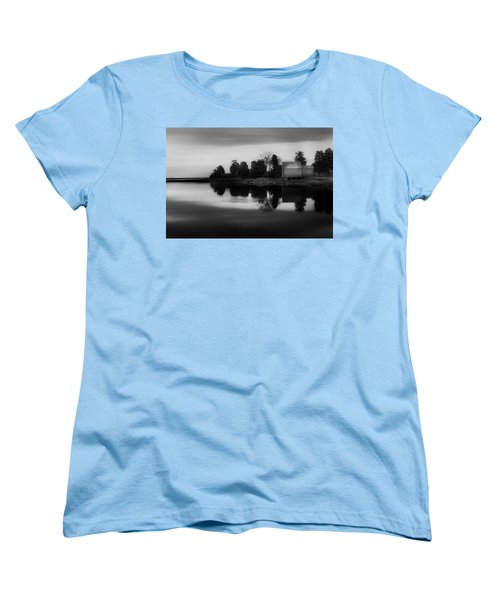 Women's T-Shirt (Standard Cut) featuring the photograph Old Cape Cod by Bill Wakeley