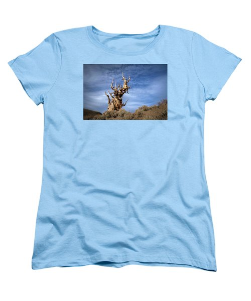 Women's T-Shirt (Standard Cut) featuring the photograph Old Friend by Sean Foster