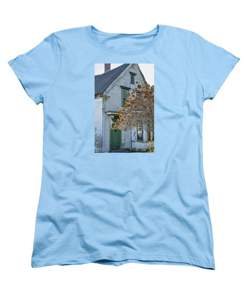 Old Home Women's T-Shirt (Standard Cut) by Alana Ranney