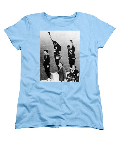Olympic Games, 1968 Women's T-Shirt (Standard Cut) by Granger
