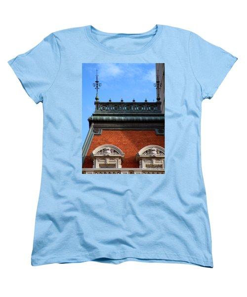 On A Clear Day Women's T-Shirt (Standard Cut) by RC DeWinter