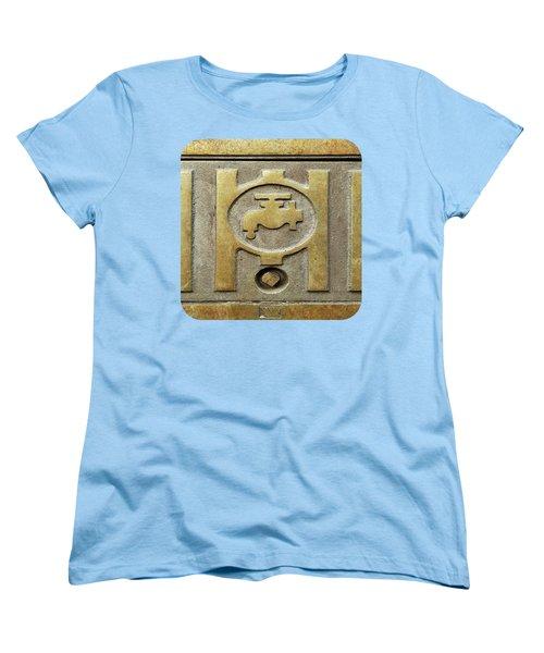 On Tap Women's T-Shirt (Standard Cut) by Ethna Gillespie