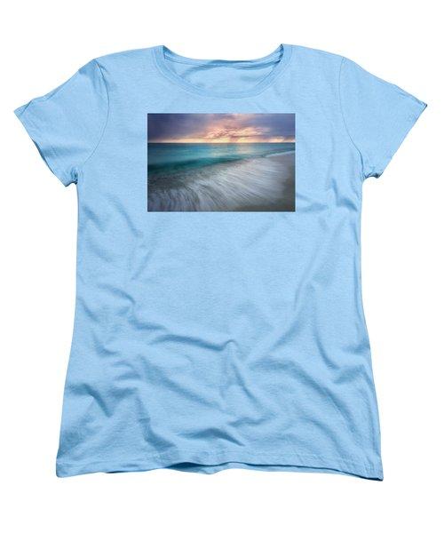 On The Horizon  Women's T-Shirt (Standard Cut) by Nicki Frates