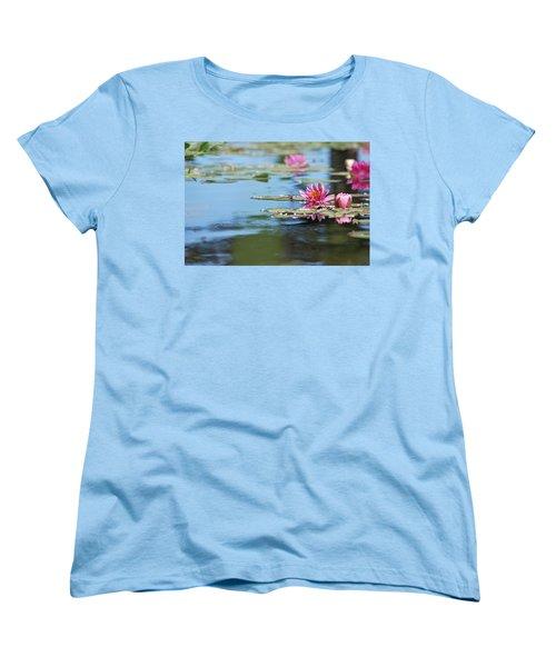 On The Pond Women's T-Shirt (Standard Cut)