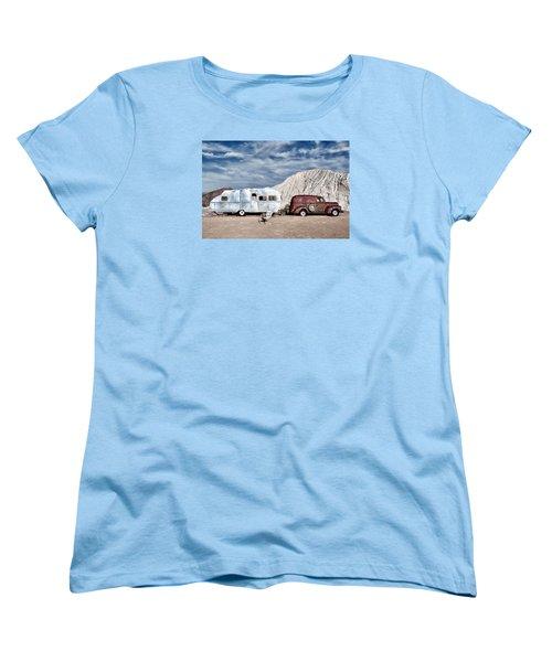 On The Road Again Women's T-Shirt (Standard Cut)