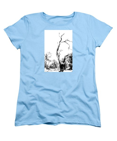 One Tree - 0192 Women's T-Shirt (Standard Cut) by G L Sarti