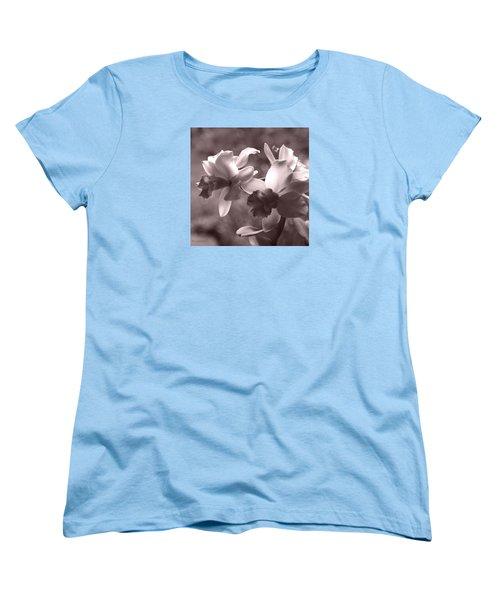 Orchid Dream - Square Women's T-Shirt (Standard Cut) by Kerri Ligatich