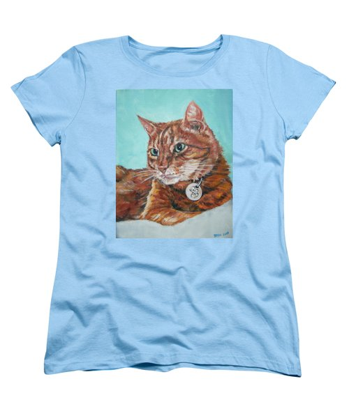Oscar Women's T-Shirt (Standard Cut) by Bryan Bustard