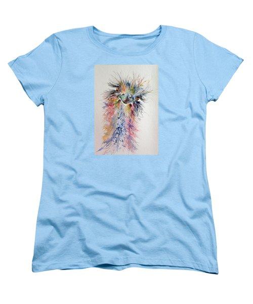 Ostrich Women's T-Shirt (Standard Cut)