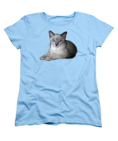 Women's T-Shirt (Standard Cut) featuring the photograph Our Little Angel by Linda Phelps