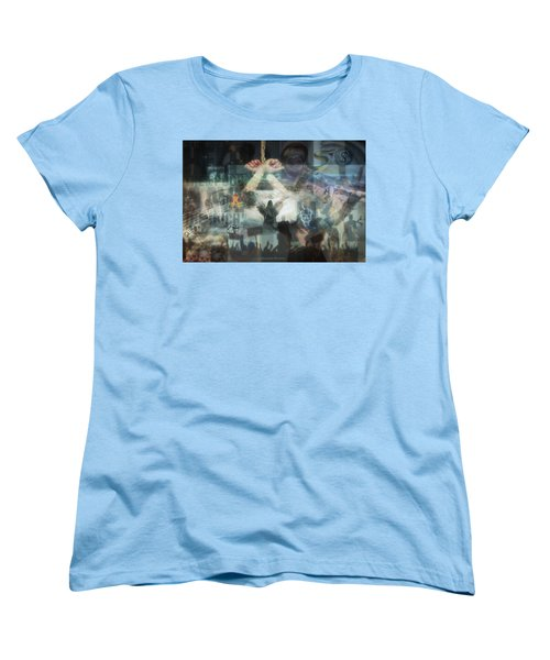 Our Monetary System  Women's T-Shirt (Standard Cut) by Eskemida Pictures