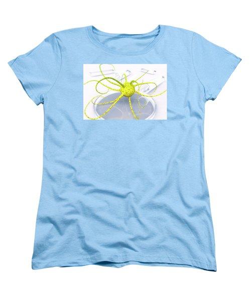 Out Of The Petri Dish... Women's T-Shirt (Standard Cut)