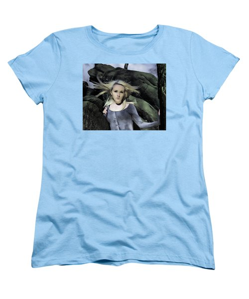 Out Of The Shadows Women's T-Shirt (Standard Cut)
