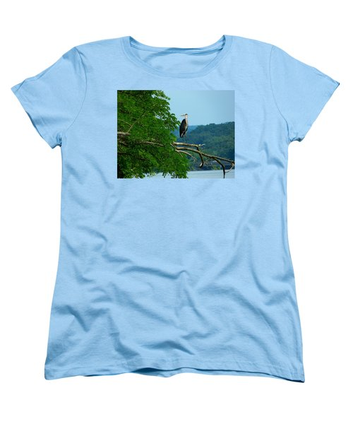 Out On A Limb Women's T-Shirt (Standard Cut) by Donald C Morgan