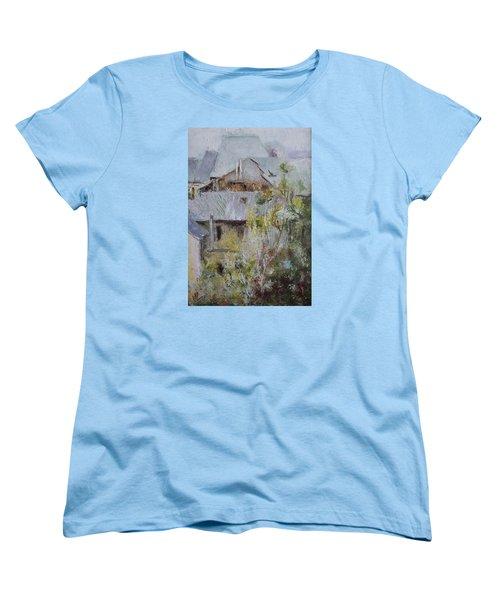 Over City Women's T-Shirt (Standard Cut) by Vali Irina Ciobanu