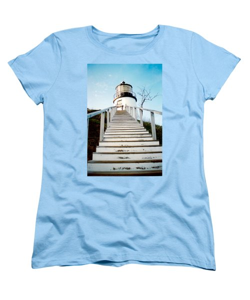 Owl's Head Light Women's T-Shirt (Standard Cut)