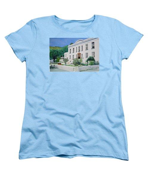 Palace Barracks Women's T-Shirt (Standard Cut) by Tim Johnson