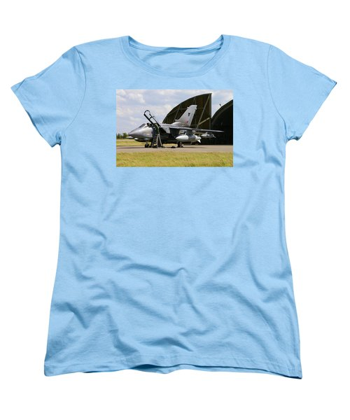 Panavia Tornado Gr4 Women's T-Shirt (Standard Cut) by Tim Beach