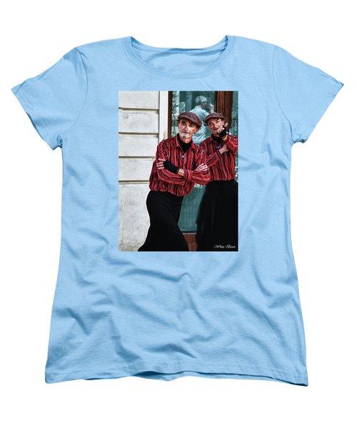 Pantomine Women's T-Shirt (Standard Cut)