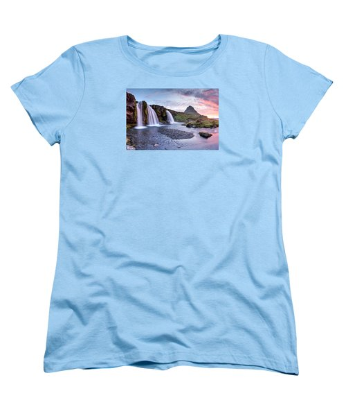 Paradise Lost Women's T-Shirt (Standard Cut) by Brad Grove