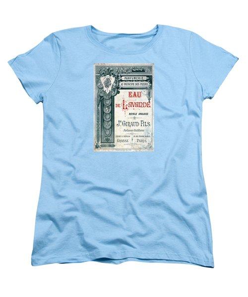 Parfumerie Women's T-Shirt (Standard Cut)