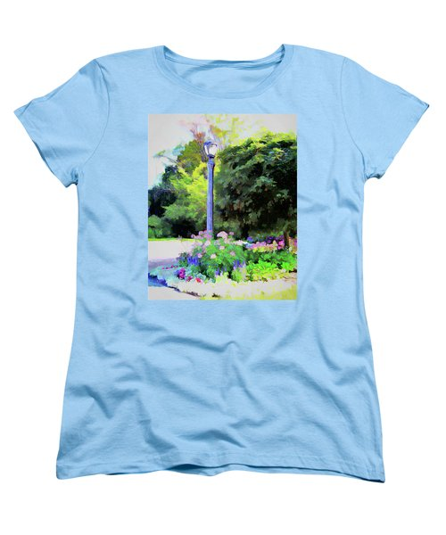 Park Light Women's T-Shirt (Standard Cut)