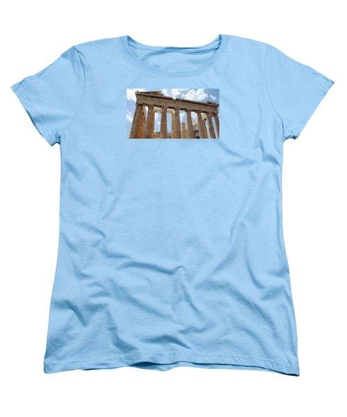 Parthenon Women's T-Shirt (Standard Cut) by Robert Moss