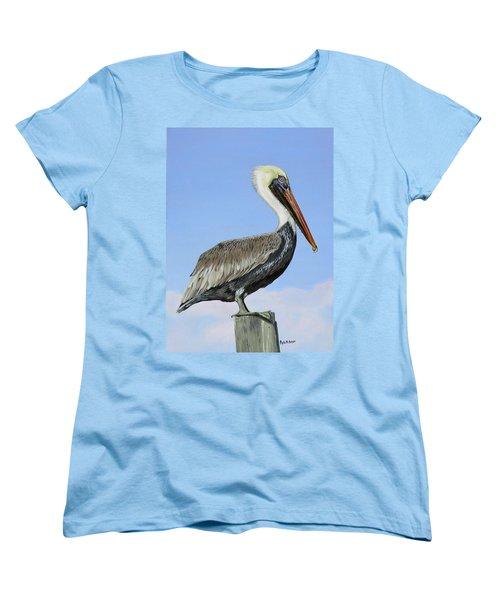 Pass Christian Sentinel Women's T-Shirt (Standard Cut) by Phyllis Beiser