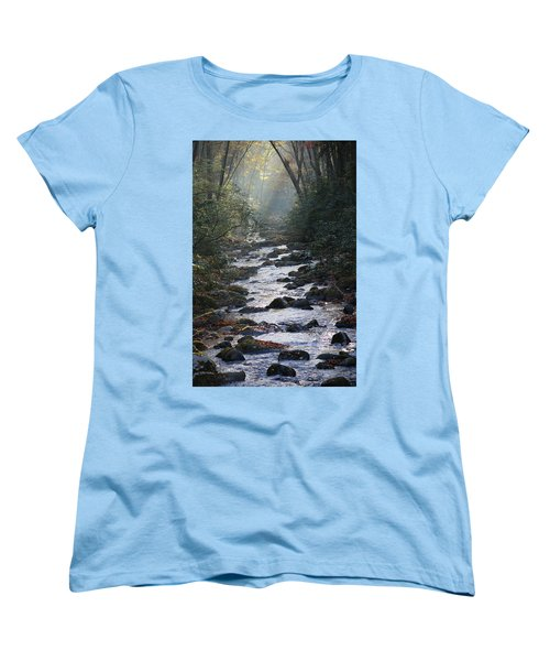 Passage Of Time Women's T-Shirt (Standard Cut) by Lamarre Labadie