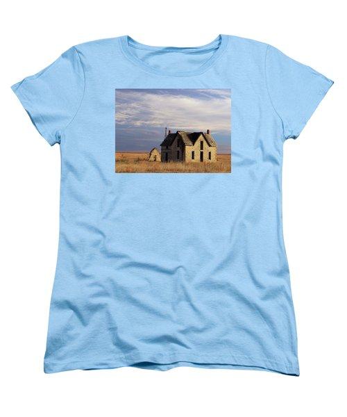 Passing Time Women's T-Shirt (Standard Cut) by Christopher McKenzie