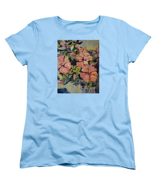 Passion In Dubrovnik Women's T-Shirt (Standard Cut) by Julie Todd-Cundiff