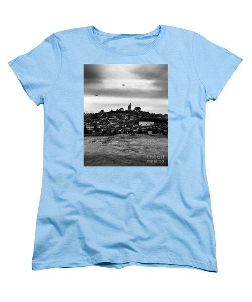 Patzcuaro Women's T-Shirt (Standard Cut) by Ana Mireles