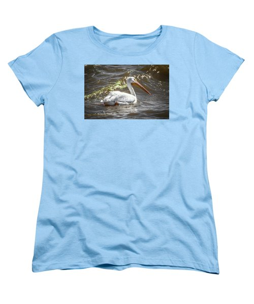 Pelican Profile Women's T-Shirt (Standard Cut)