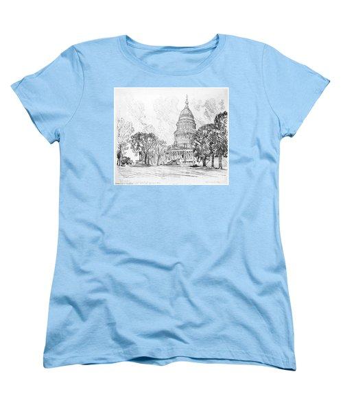 Pennell Capitol, 1912 Women's T-Shirt (Standard Cut) by Granger