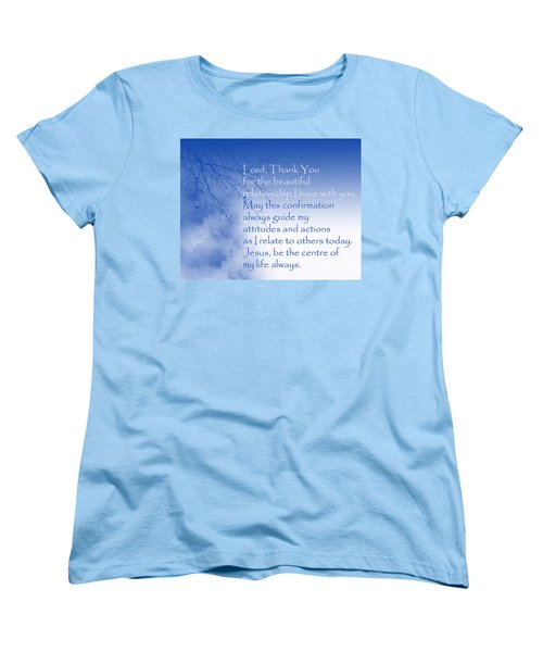 Perfect Relationship Women's T-Shirt (Standard Cut) by Trilby Cole
