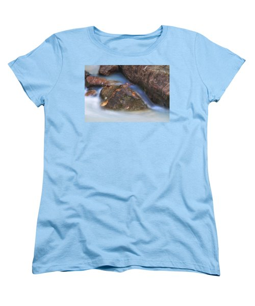 Women's T-Shirt (Standard Cut) featuring the photograph Perpetual Motion by Andy Crawford