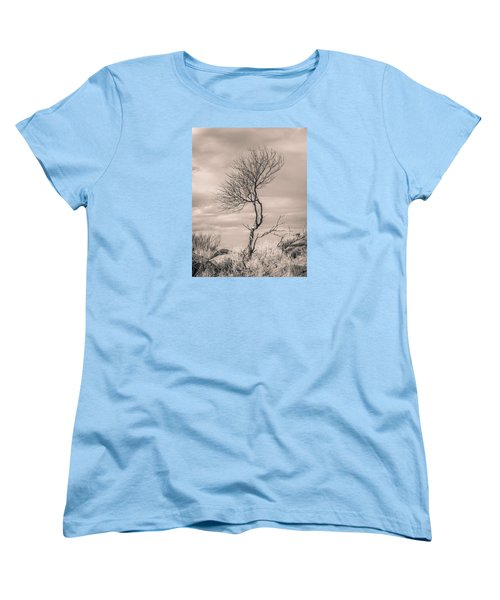 Perseverance Women's T-Shirt (Standard Cut) by Racheal Christian