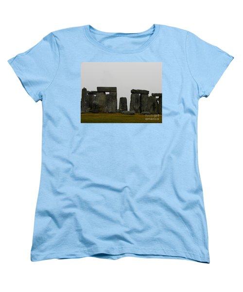 Perspective Women's T-Shirt (Standard Cut) by Priscilla Richardson